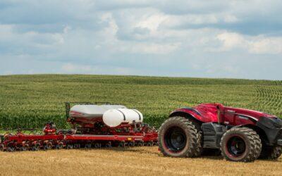 Robotteknologi og fremtidens landbrug